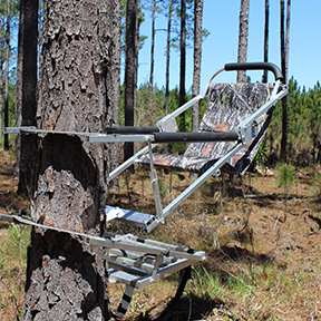 The Gunslinger By Deer Crossing Tree Stands Inc